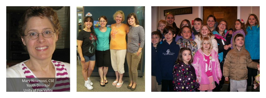 Youth Ministry Collage